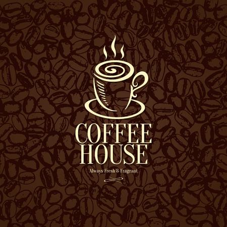 cafe bar: Menu for restaurant cafe bar coffeehouse