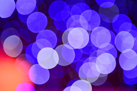 Colorful stage background lighting  photo