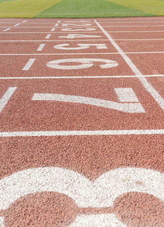 teaching material: The runway the beautiful in track and field