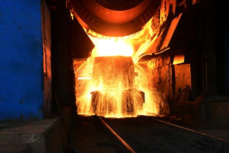 steel making: Steel making workshop