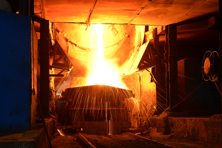 steel making: Steel making workshop
