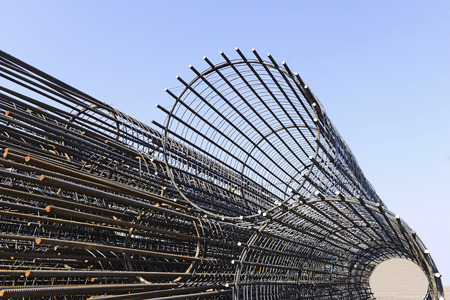 Steel bars Фото со стока - 95116667