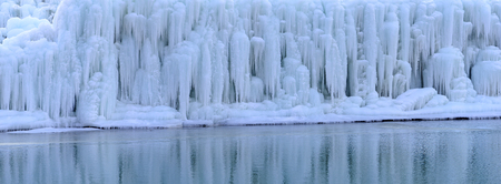 icicles  Stock Photo