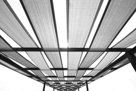 sunshades in black and white 版權商用圖片