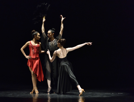 From classical ballet to ballroom dancing, from Middle Eastern dance to jazz, to explore the possibilities of infinite.