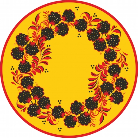 Decorative background Illustration