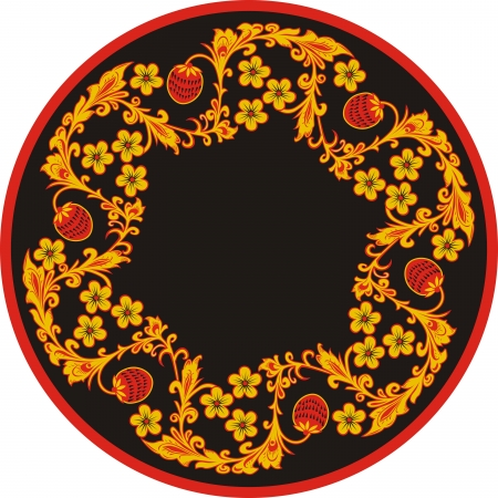 Decorative pattern Stock Vector - 17132823