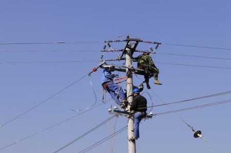 linesman: Linesman work