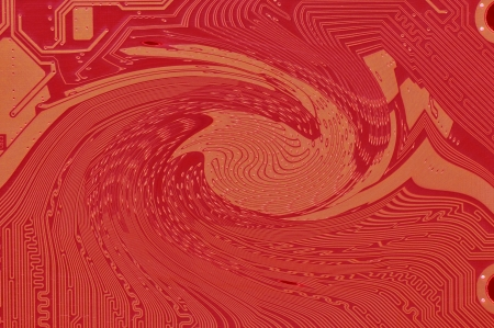 pcb: Abstract PCB background