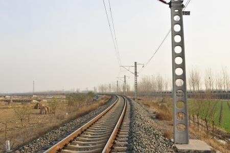 railway Stock Photo - 16530532