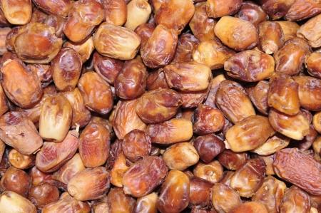 Glazed dates