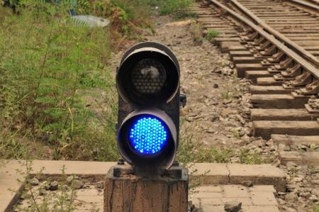 빛에 철도