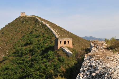 The Great Wall Stock Photo - 18235424