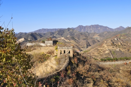 The Great Wall Stock Photo - 18276653