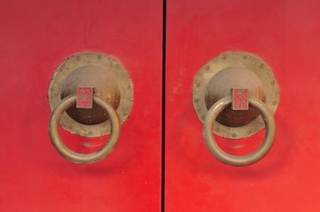 Ancient architecture doornail and door knocker Stock Photo - 18652069