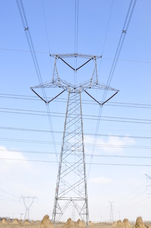 energia electrica: energ�a el�ctrica de alta tensi�n