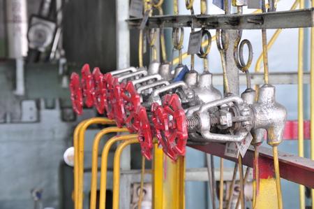 instrumentation: Industrial valves and instrumentation equipment