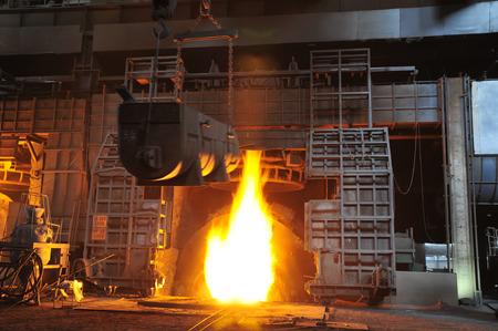 smelting: smelting metal