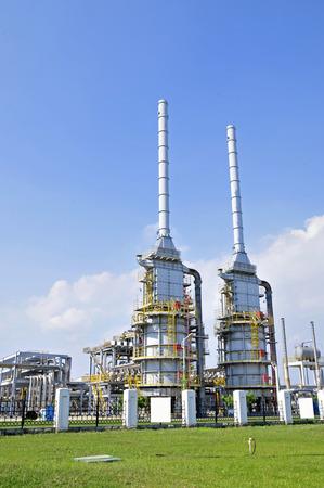 Petrochemical processing equipment Redactioneel