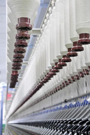 modernization: spun yarn