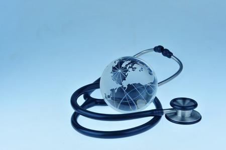 stethoscope, global health care