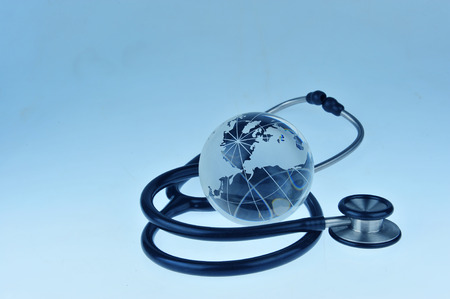 stethoscope, global health care