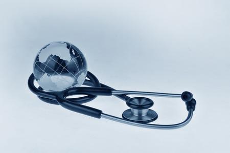 global health: The stethoscope, global health care