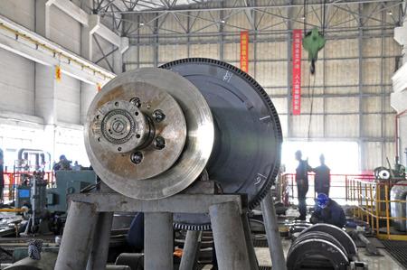 steam turbine: The industrial steam turbine workshop Editorial