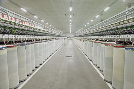 linea de produccion: Cotton spinning production line