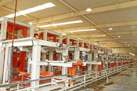 electric material: Ceramic factory equipment