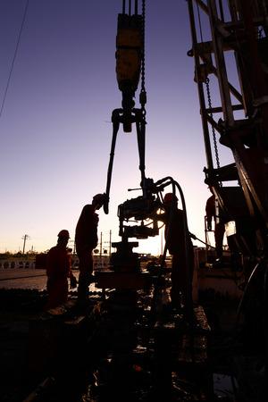 exploration: Oil drilling exploration