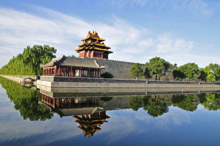 Forbidden City: The Forbidden City in Beijing, China