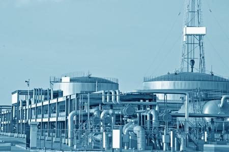 petrochemical: Petrochemical processing equipment Editorial