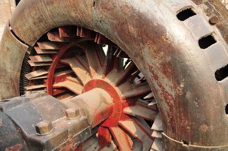 machinery: machinery Stock Photo