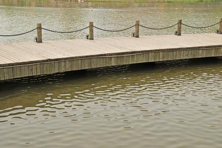 pedestrian bridge: pedestrian bridge Stock Photo