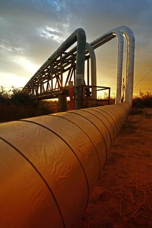 pipeline: Oil pipeline, the oil industry equipment