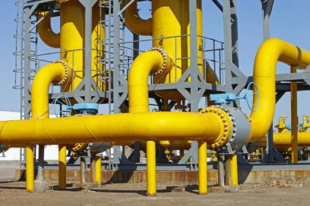 industria quimica: Oleoducto