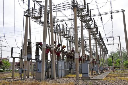 power transformer: Power transformer equipment