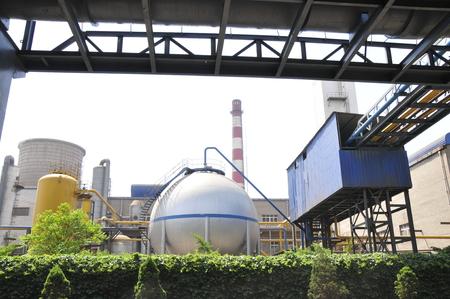 steel mill: Steel mill facilities