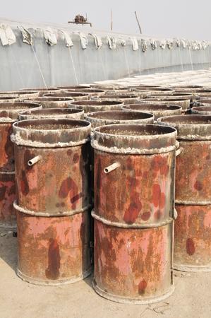 catheters: Concrete pipe mold