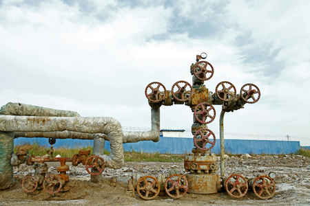 fuel and power generation: The pipe and valve oil fields