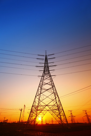 conductive: pylon