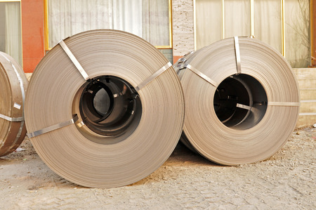 steel: Coil steel