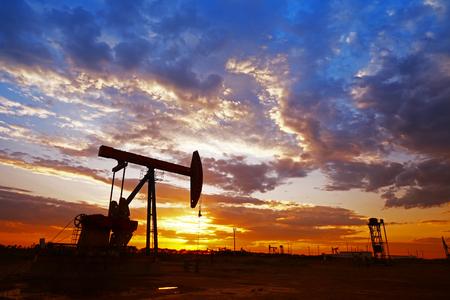 nodding: The oil pump, industrial equipment