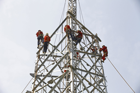 The workers of the pylon Editorial