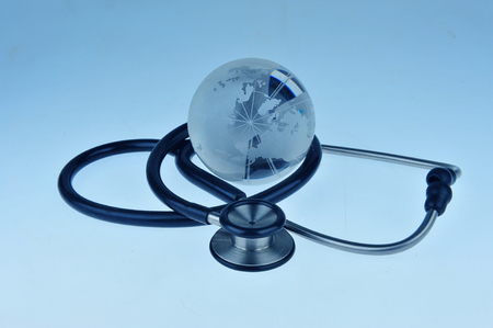 commercial medicine: The stethoscope, global health care