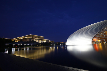 State the grand theater, in China Editorial