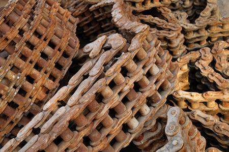 rusty chain: The rusty chain