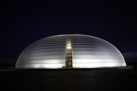 performing arts: National Centre for the Performing Arts, in China