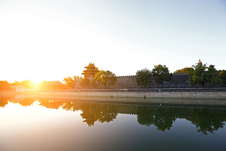 banned: The Forbidden City in Beijing, China